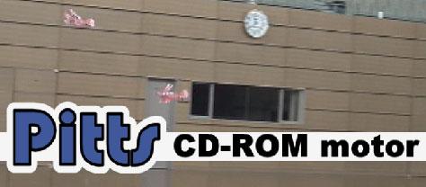 Pitss CD-ROM motor...