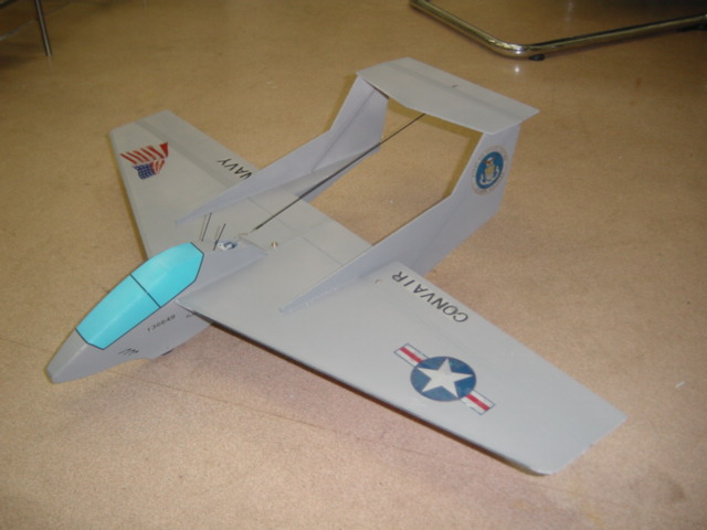 Twin EDF Jet
