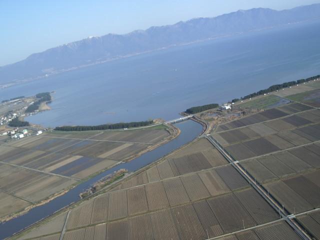 ラジコン飛行機で航空写真と撮りました